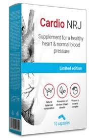 Cardio nrj - para hipertensão  -  pomada - como usar - como aplicar